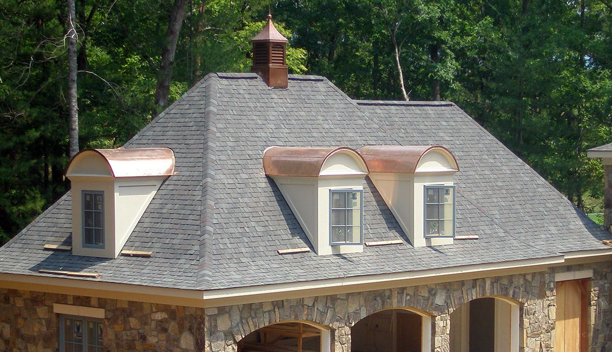 Copper Roofing And Accents Quality Metal Roofing Copper Work Trim Cornice Fabricati Architectural Shingles Roof Cedar Shingle Homes Roof Shingle Colors
