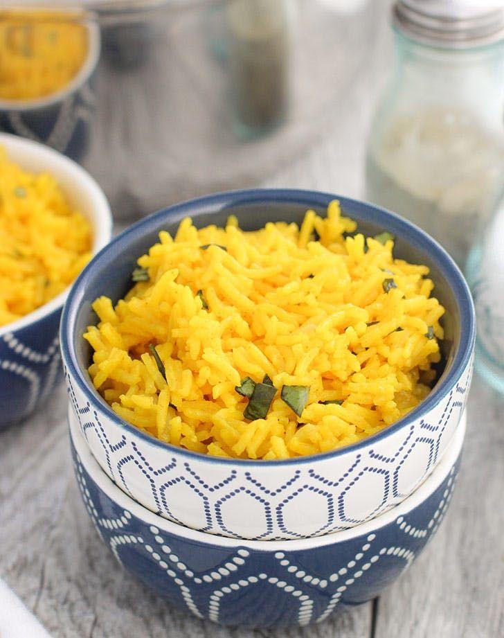 Vegan Recipes With Turmeric