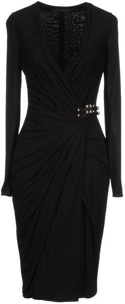 Versace ~ Short Dress - Lyst