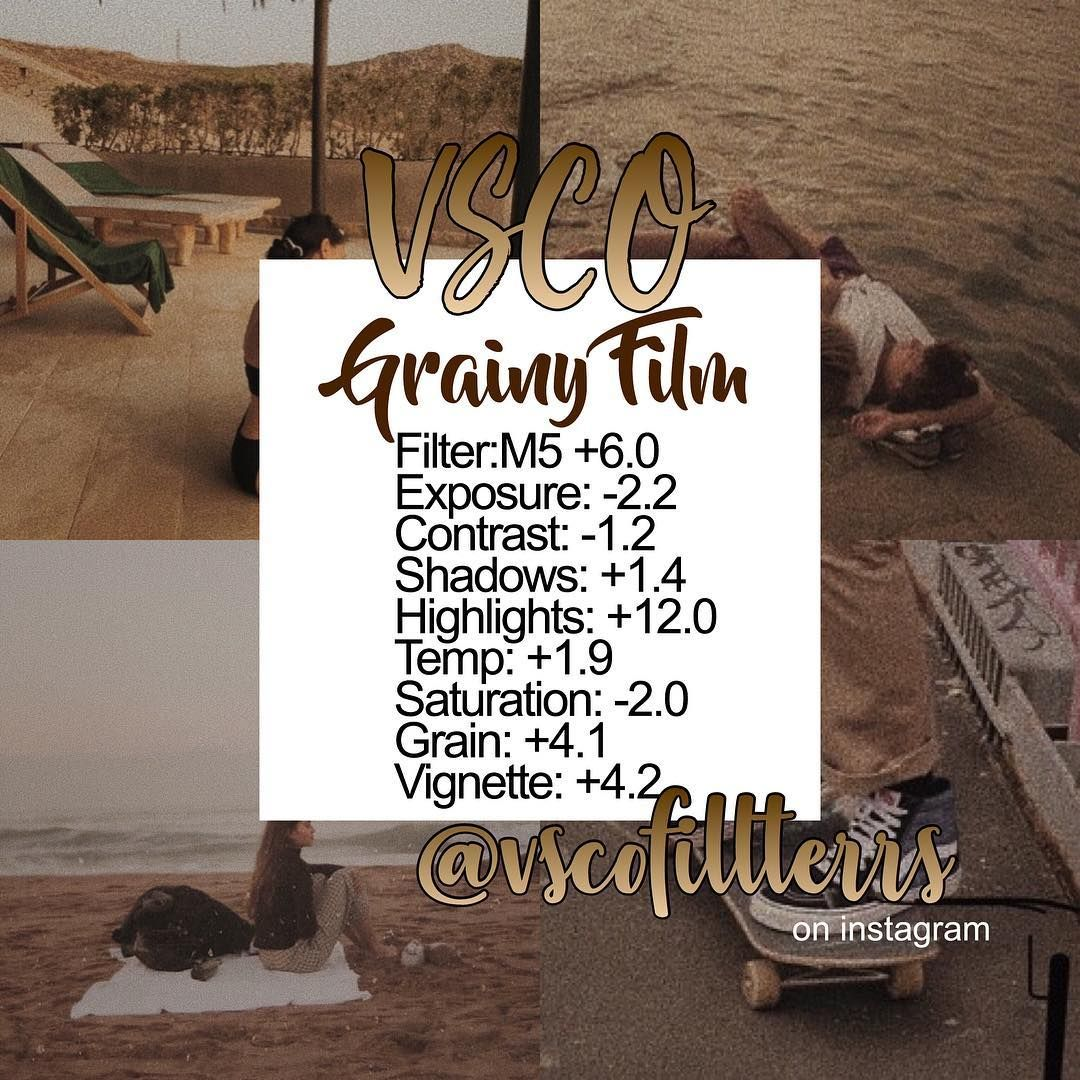 Vsco Filters On Instagram Grainy Film Q Do You Watch Old Films Made By Drunkfesss Give Credits If Vsco Filter Vsco Film Photo Editing Vsco