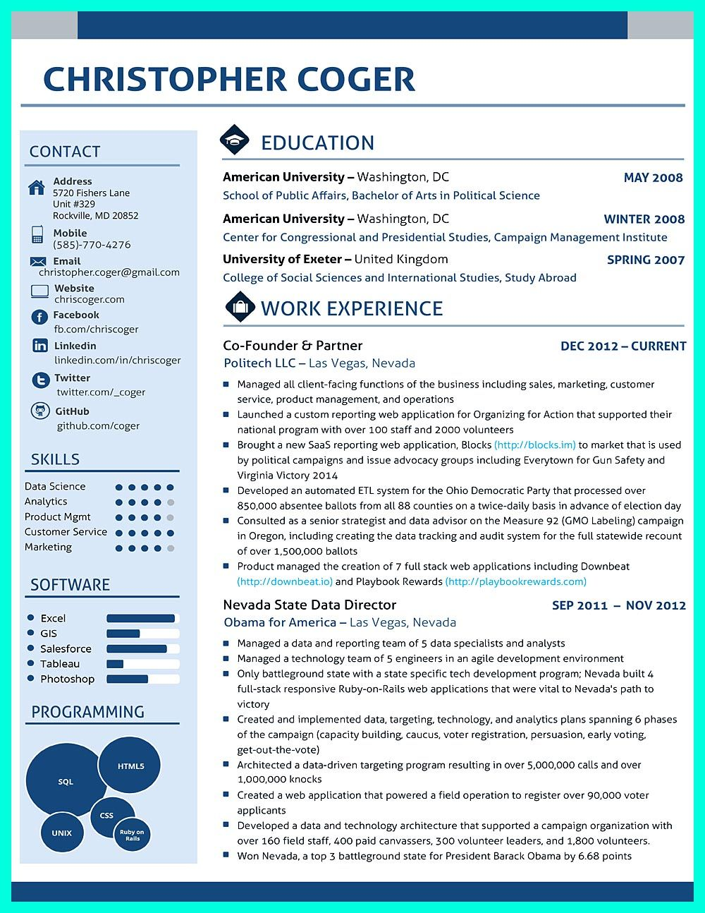 Best Data Scientist Resume Sample To Get A Job Job Resume Examples Business Analyst Resume Good Resume Examples