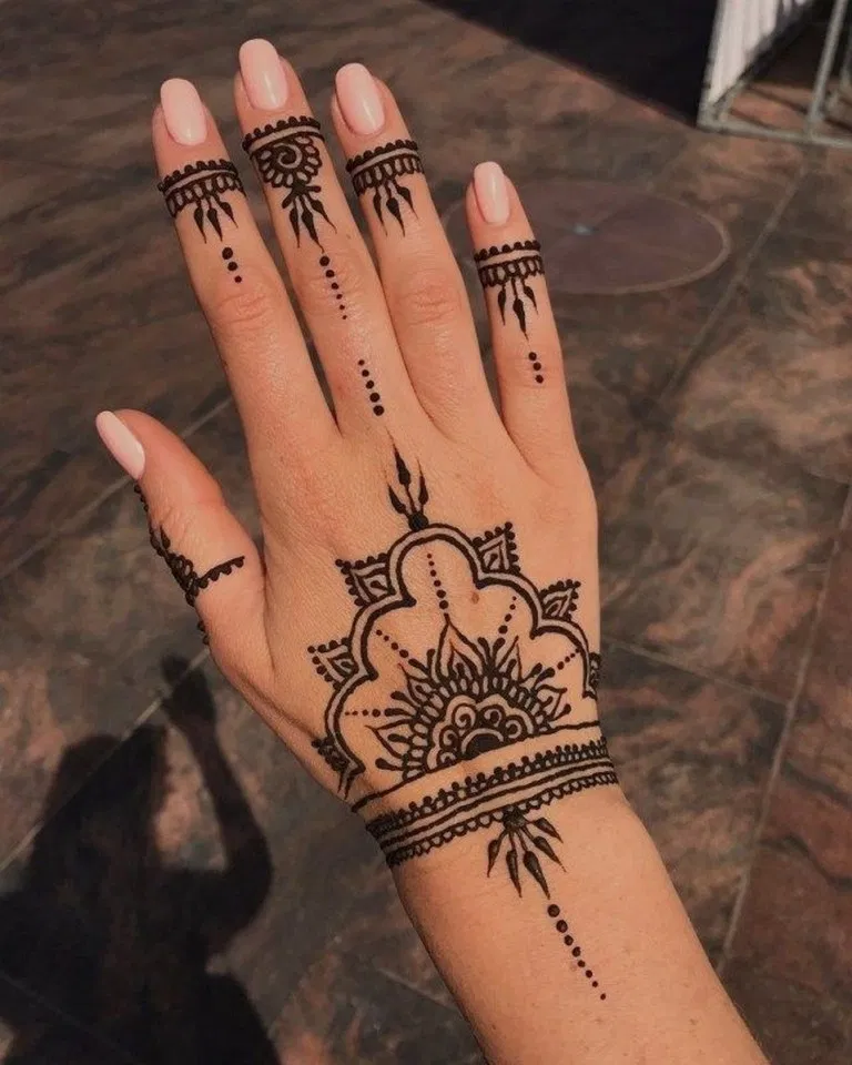 65 Of The Most Popular Cool Henna Tattoos Designs This Year Kevoin Com Henna Heenaideas He Henna Tattoo Designs Hand Henna Tattoo Hand Cool Henna Tattoos