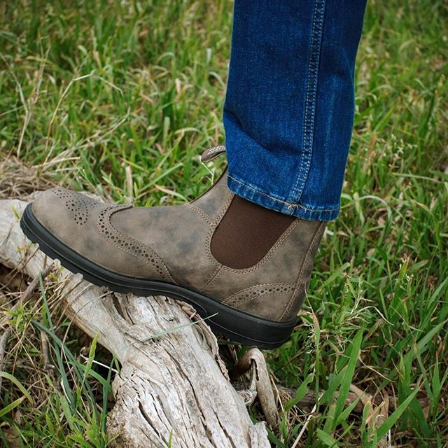 Everything Australian On Instagram Blundstone 1471 Boot Rustic Brown Classic Classy And