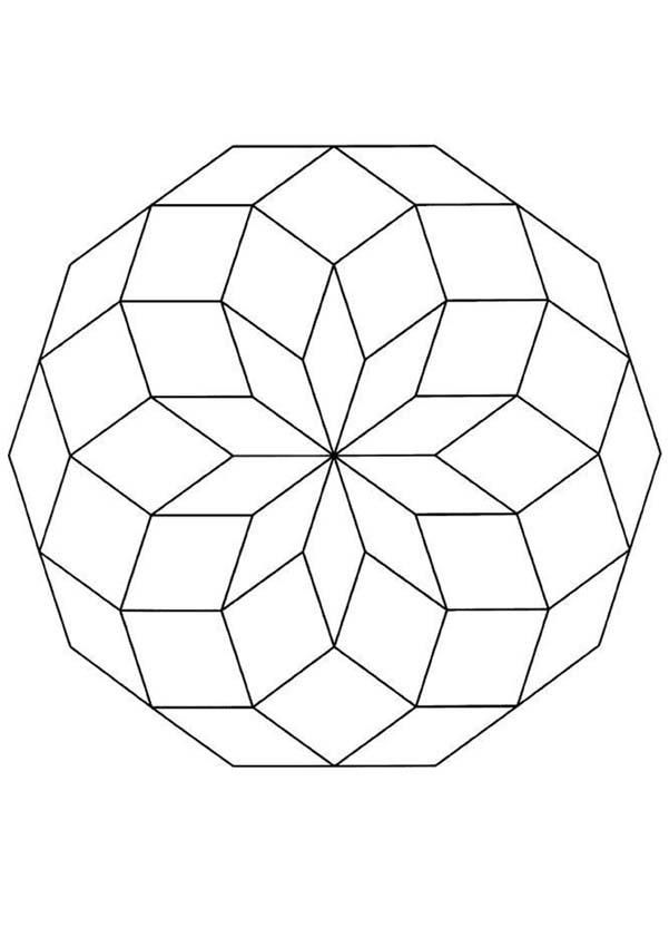 Figuras Geometricas Estrelladas Buscar Con Google Mandalas Para Colorear Mandalas Geometricas Imagenes De Mandalas