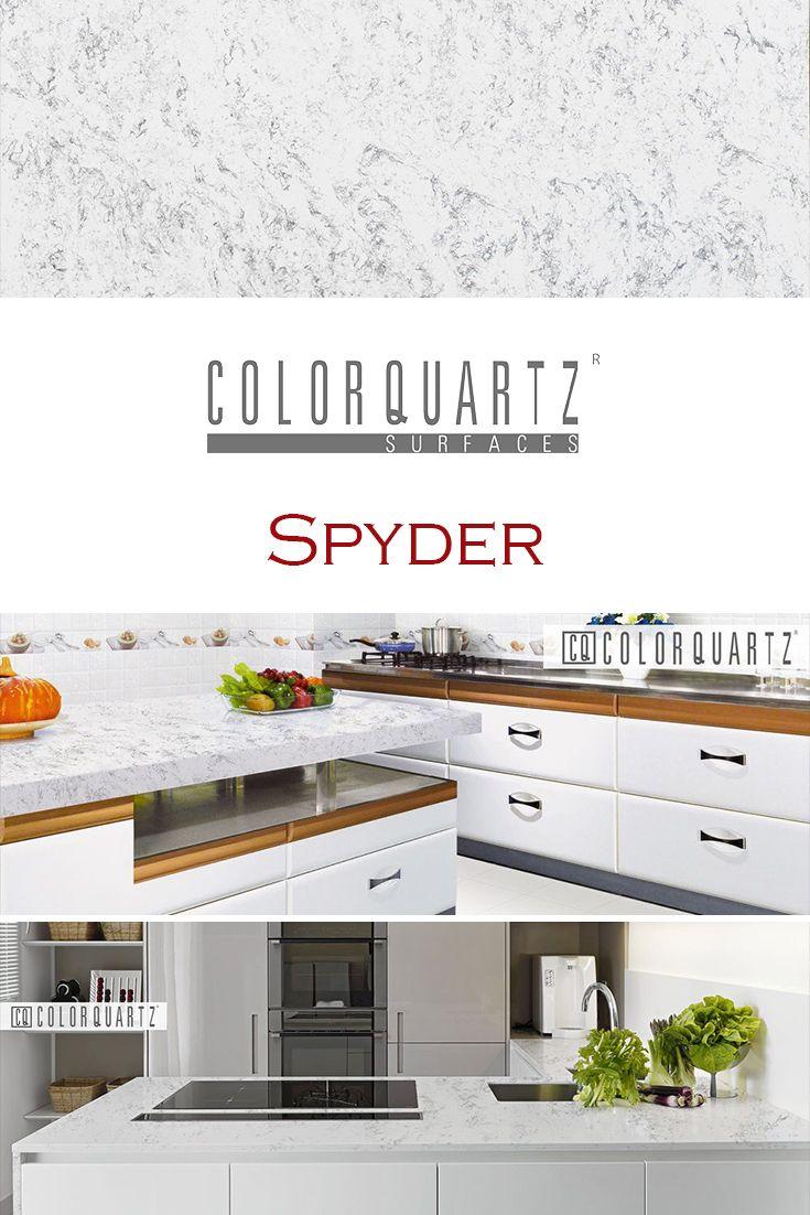 Paradise Cove by Color Quartz is perfect for a kitchen quartz ...