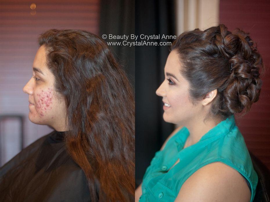 Houston makeup artist, houston hair extensions, halo couture hair ...