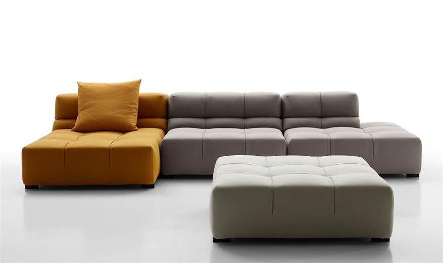 Sofa: TUFTY-TIME 15 - Collection: B&B ITALIA - Design: Patricia ...