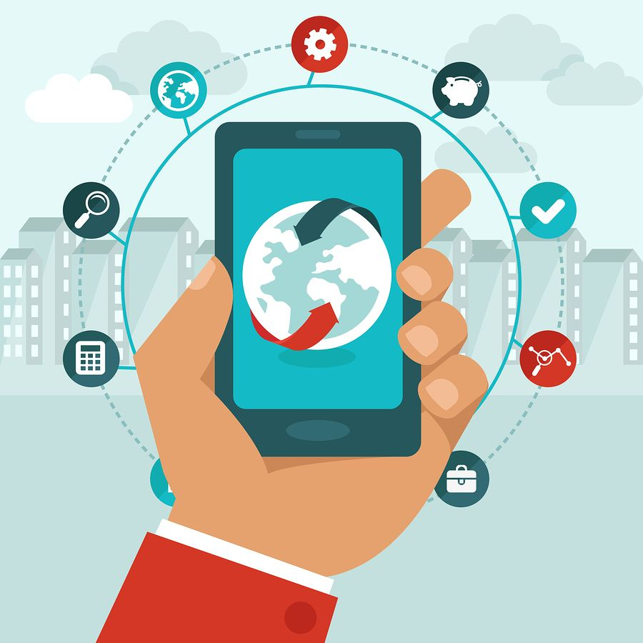 Tips To Reduce High Data Usage On Your Iphone Https Www Getfynd Com Blog 2016 4 19 Tips To Reduce High Da Mobile Marketing Mobile App Mobile App Development