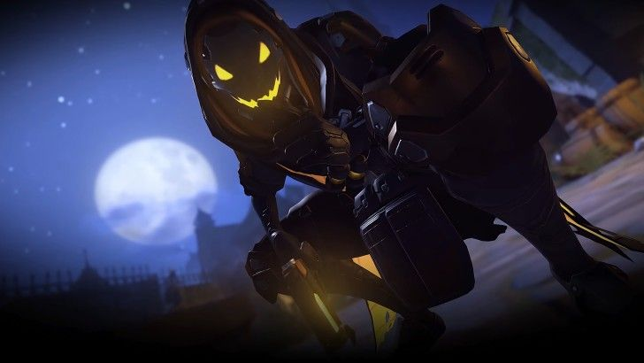 Ghoul Ana Overwatch Halloween Wallpaper Overwatch Gamers