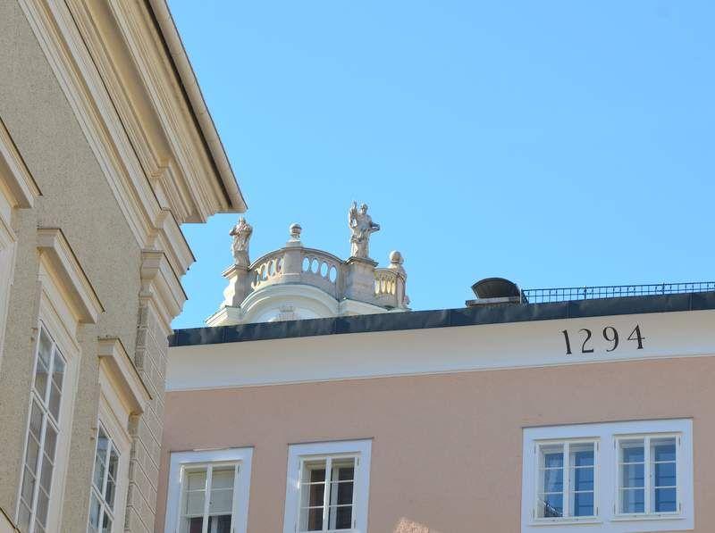 Alttstadt Salzburg, Churfürstenstraße Bildquelle Claudia Braunstein