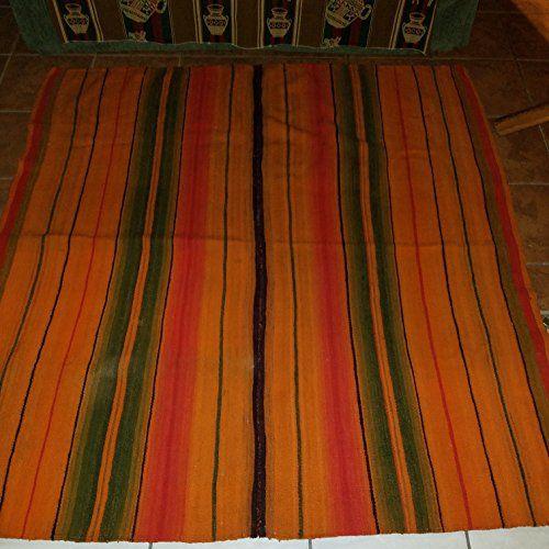 Cuzco Sunrise frazada wool Rug handmade Aspenandes https://www.amazon.com/dp/B01N9CZXXL/ref=cm_sw_r_pi_dp_x_psZqyb51KB9HE $299.00