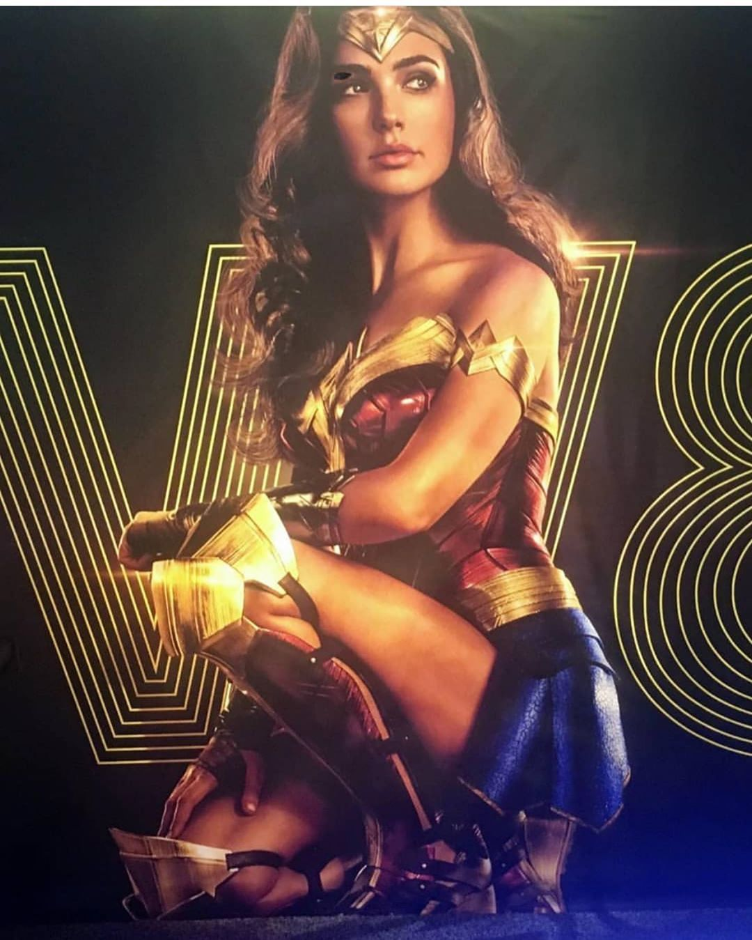 And So It Begins Wonder Woman 1984 Hits Theaters Worldwide On June 5 2020 Upcoming Marketing Licensing Exp
