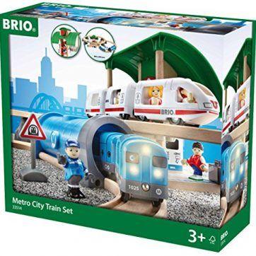 Brio-Juego-de-tren-urbano-de-madera-33514-0