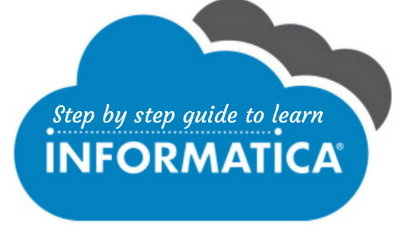 Begin your profession as an #Informatica Developer; it is simple and ...
