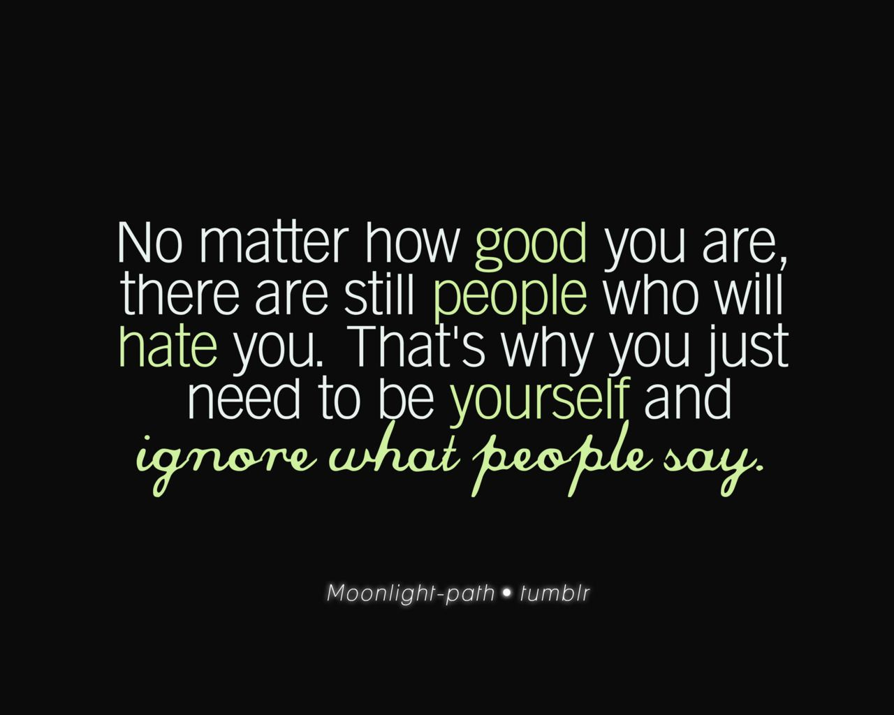 As Kat Williams Said If You Don T Have Haters You Are Doin