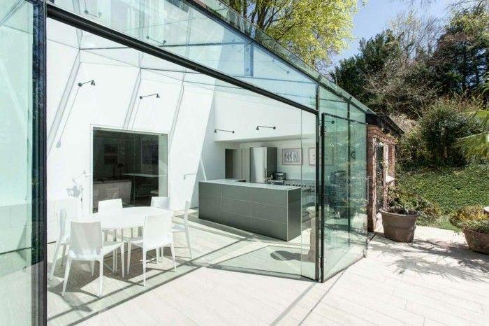La véranda bioclimatique - la meilleure solution en 45 photos - qu est ce qu une maison bioclimatique