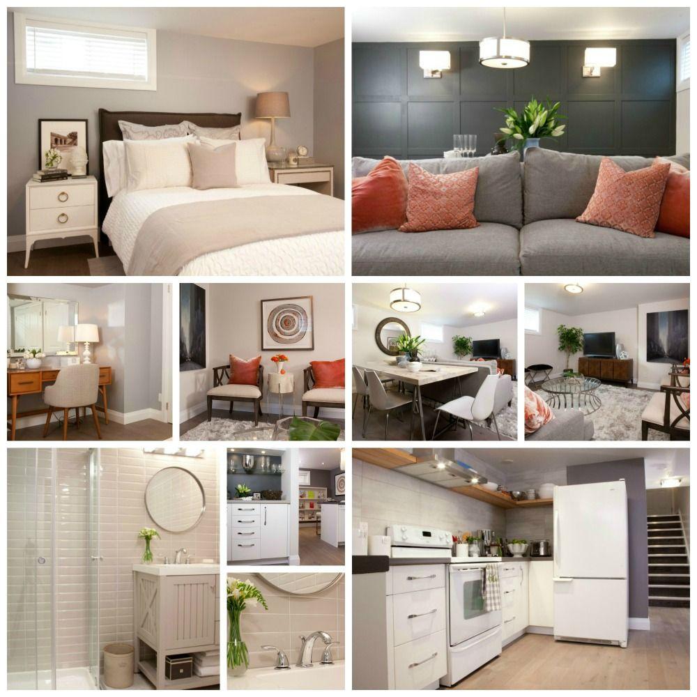 Basement Apartment, Basements And Hgtv