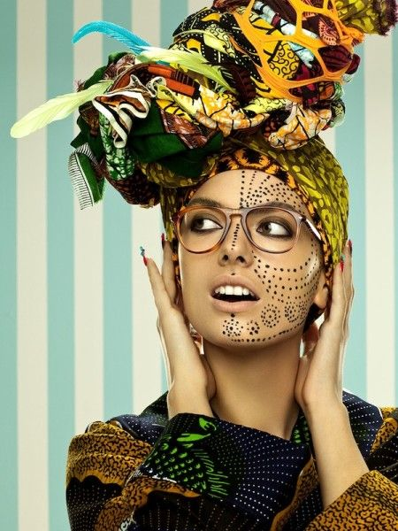 african inspired fashion - Google Search