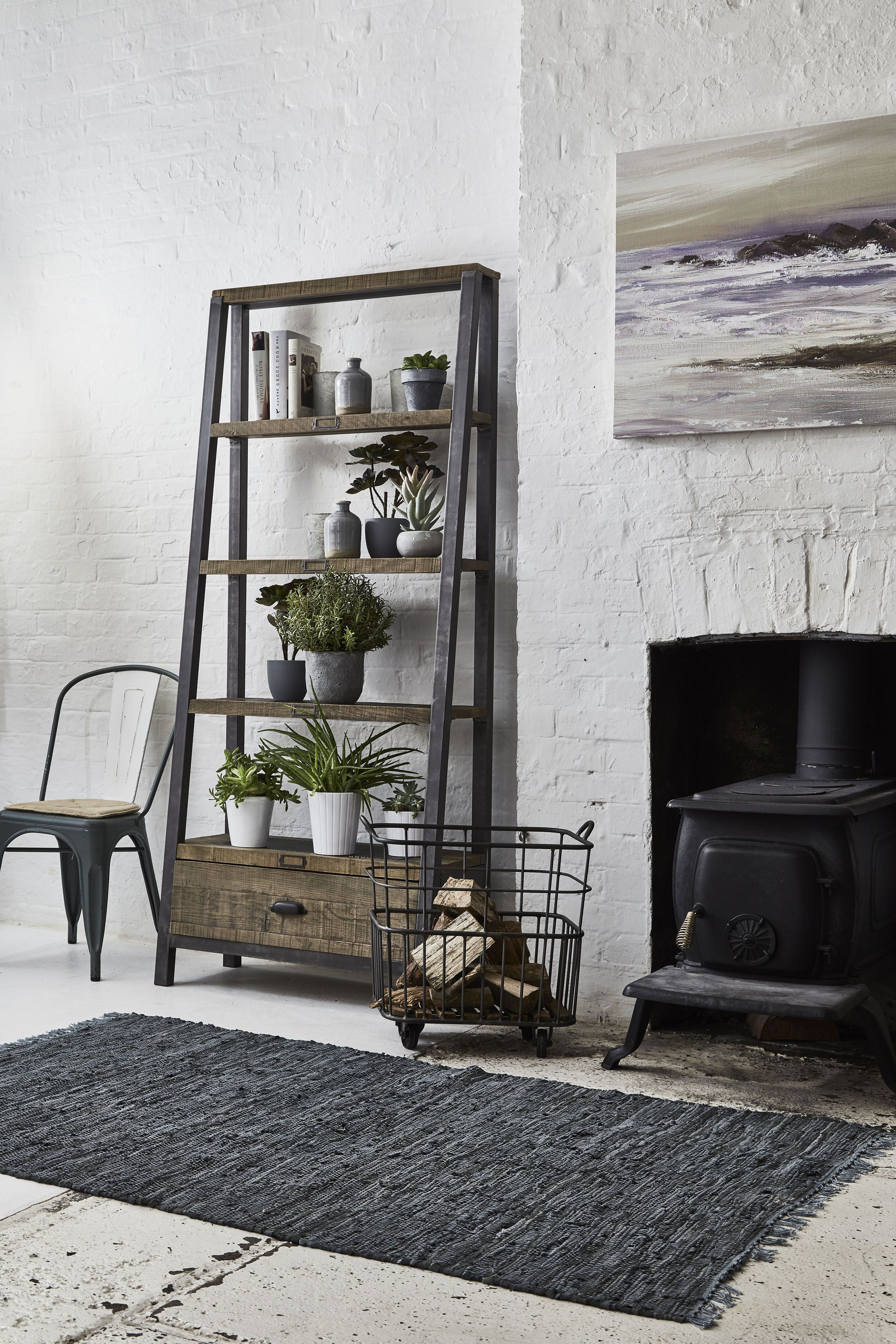 Looking For Some Living Room Inspiration Mix Natural Rustic Furniture Rustic Furniture Design Living Room