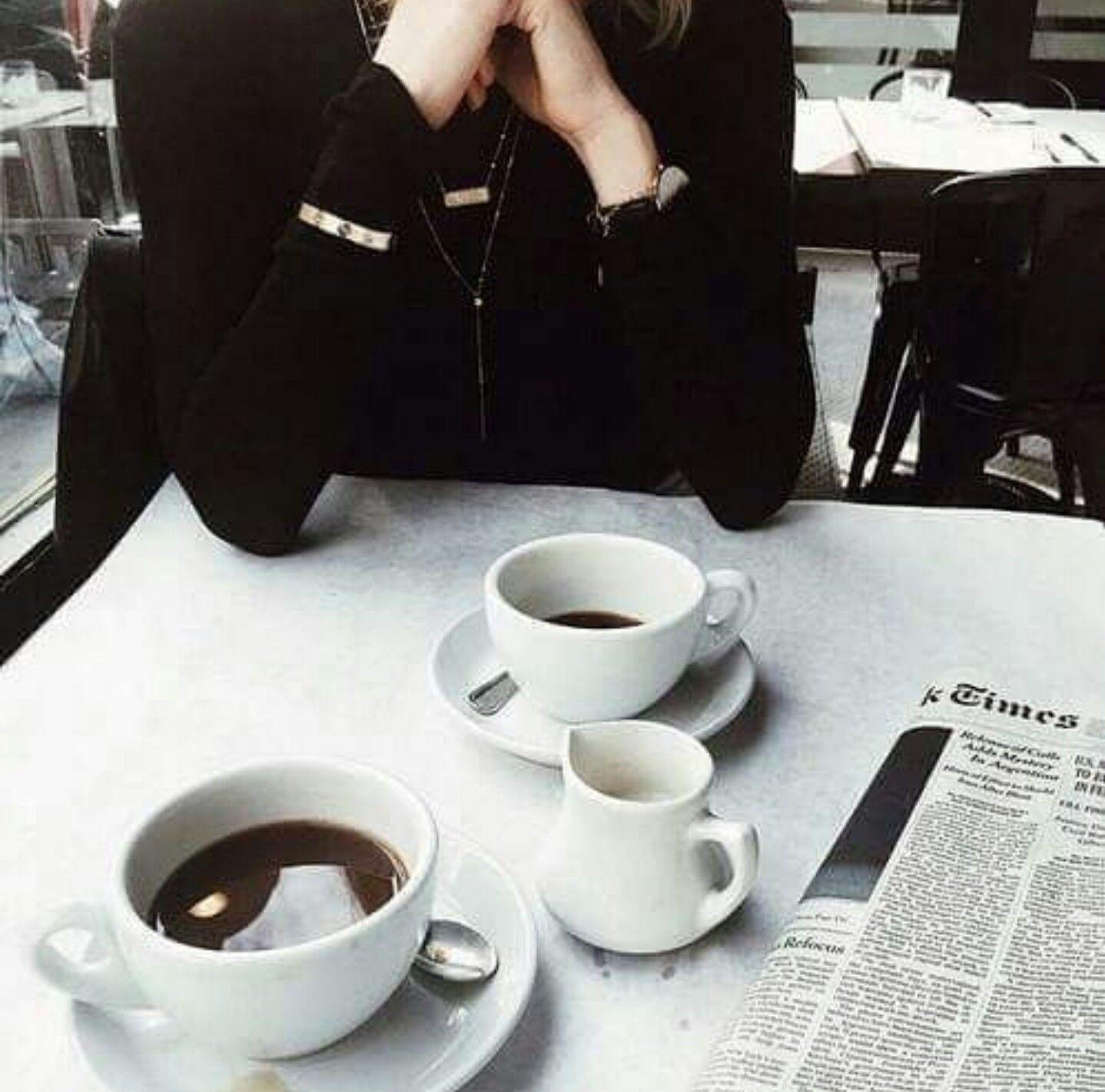 Pin by La Reina Aya ᴹ on Black Wallpapers •` Coffee cafe