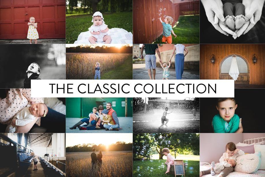 The Classics Lightroom presets bundle, Lightroom presets