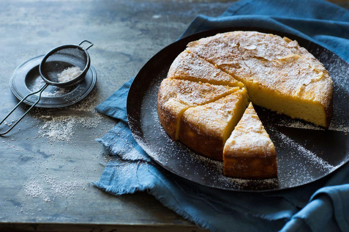Lemon syrup cake recipe donna hay