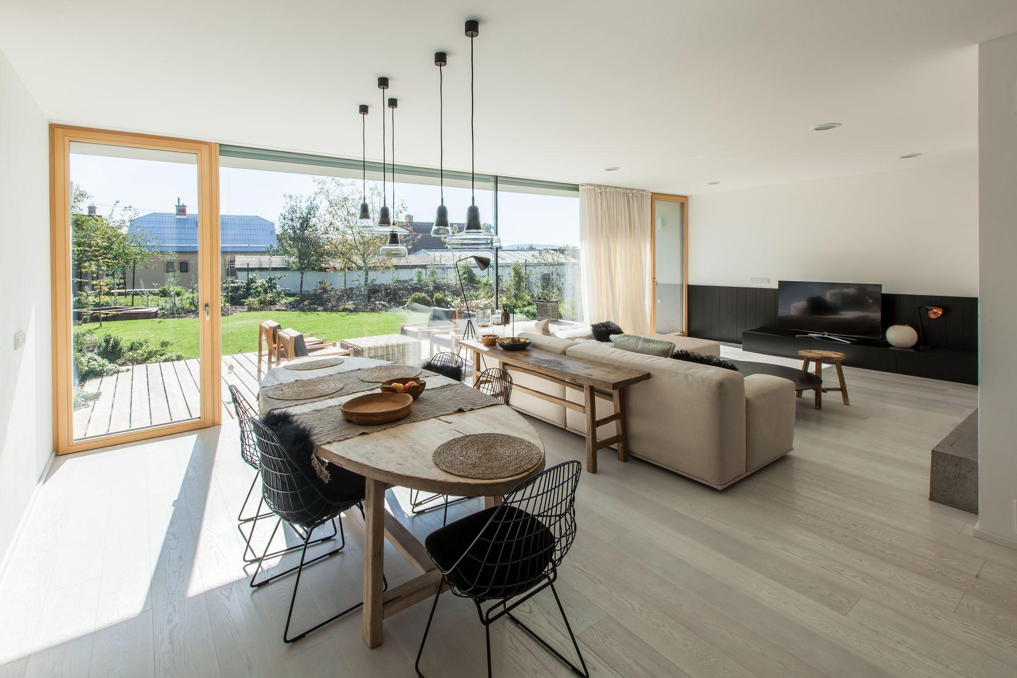 Home Design Zlín Part - 28: Rodinný D?m Zlín, Kostelec / Chladek Architekti