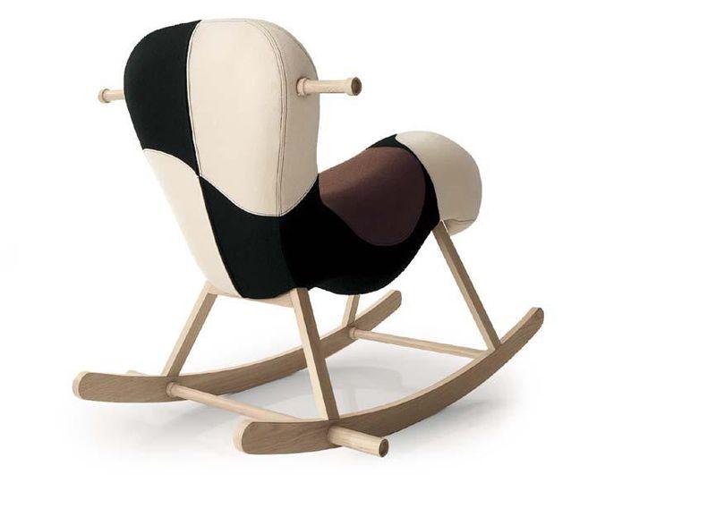 Cavallo A Dondolo Design.Cavallo A Dondolo Ma Anche Sedia Idee Originali