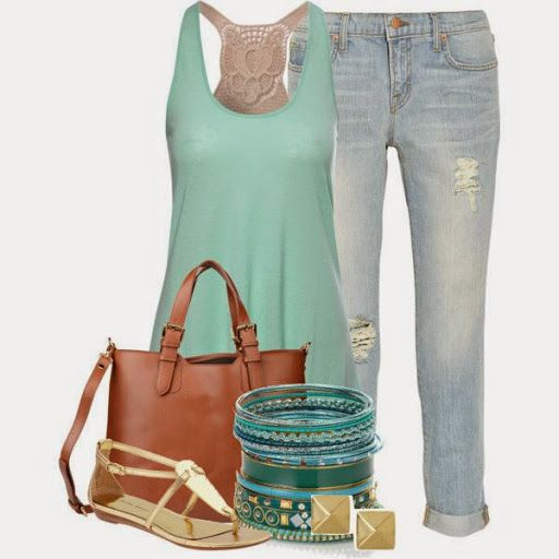 motivational trends: Cute Casual Summer Outfits