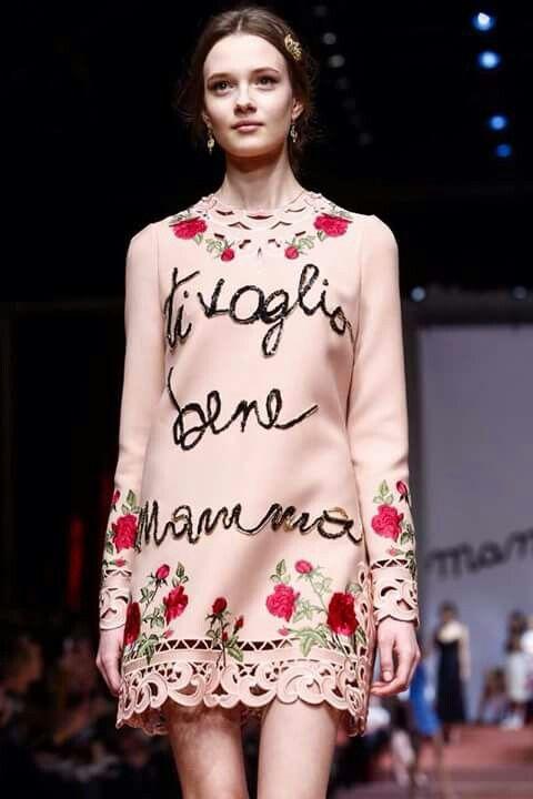 Dolce e Gabbana | Ti voglio bene