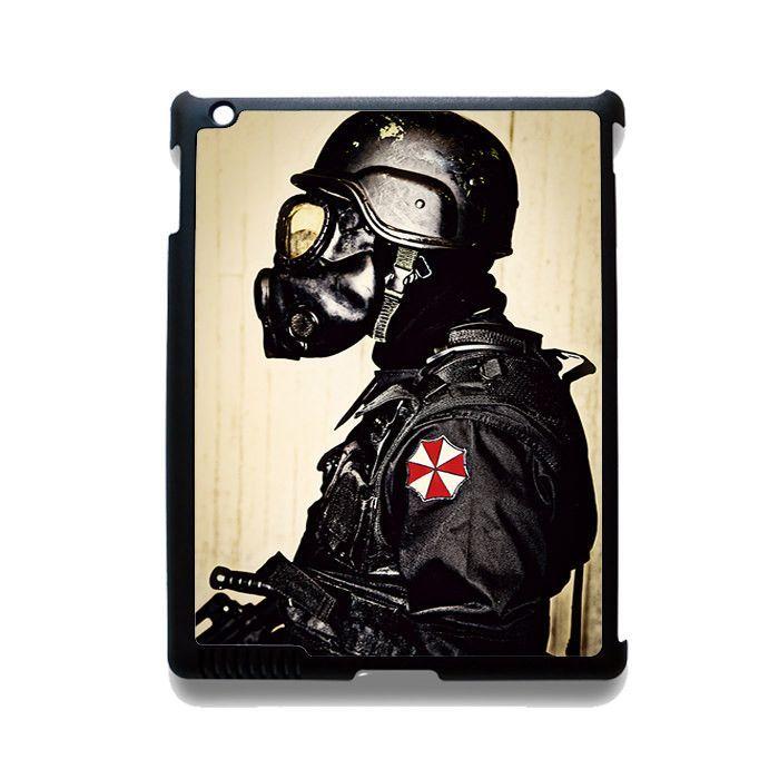 Umbrella Agent Resident Evil TATUM-11522 Apple Phonecase Cover For Ipad 2/3/4, Ipad Mini 2/3/4, Ipad Air, Ipad Air 2