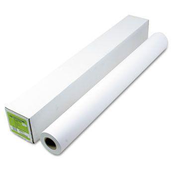 "Designjet Inkjet Large Format Paper, 4.9 Mil, 36"" X 150 Ft, White"