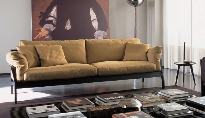 Eloro Sofa by Italian Rodolfo Dordoni for Cassina #furniture - design sofa moderne sitzmobel italien