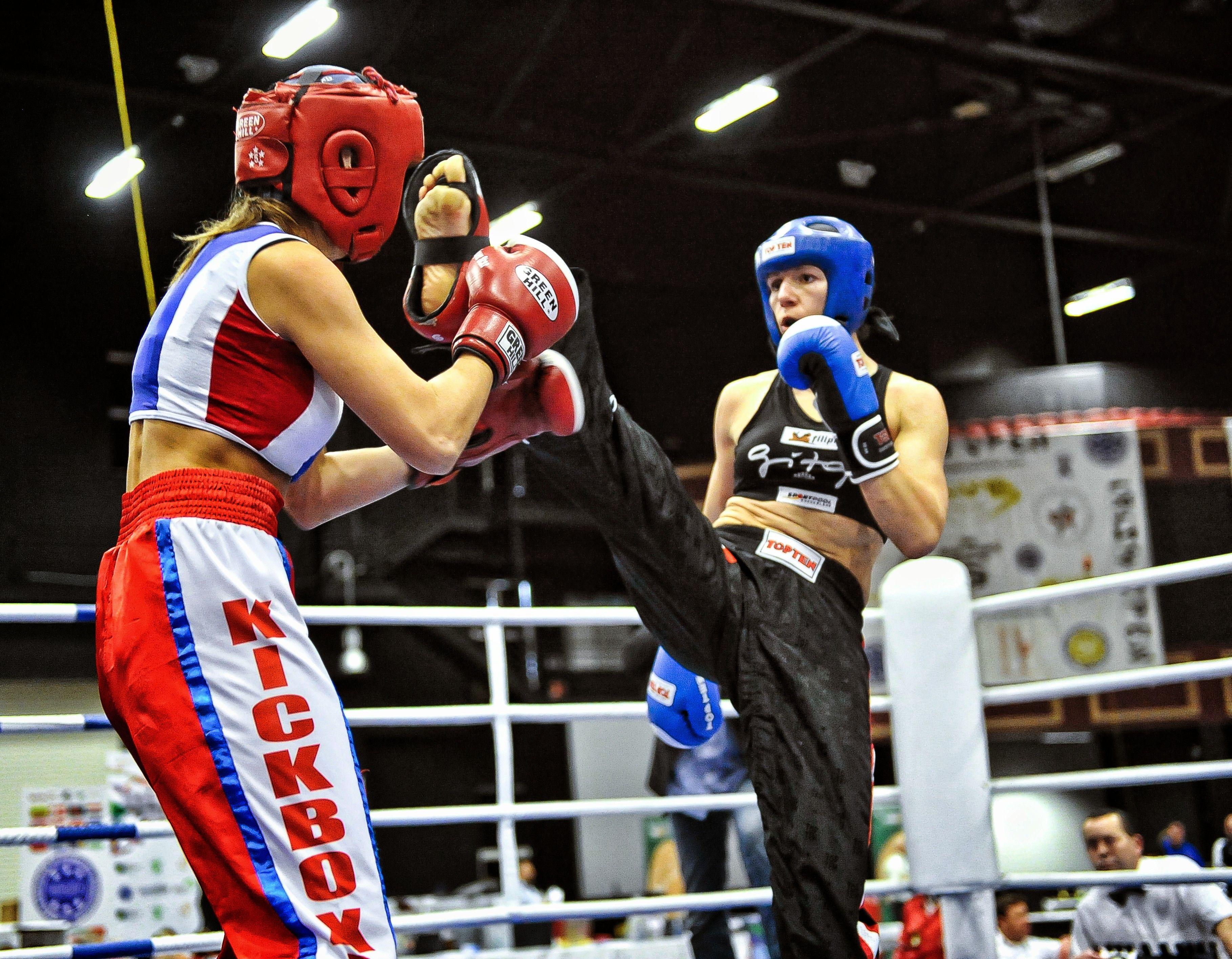 картинка кик боксинг теперь