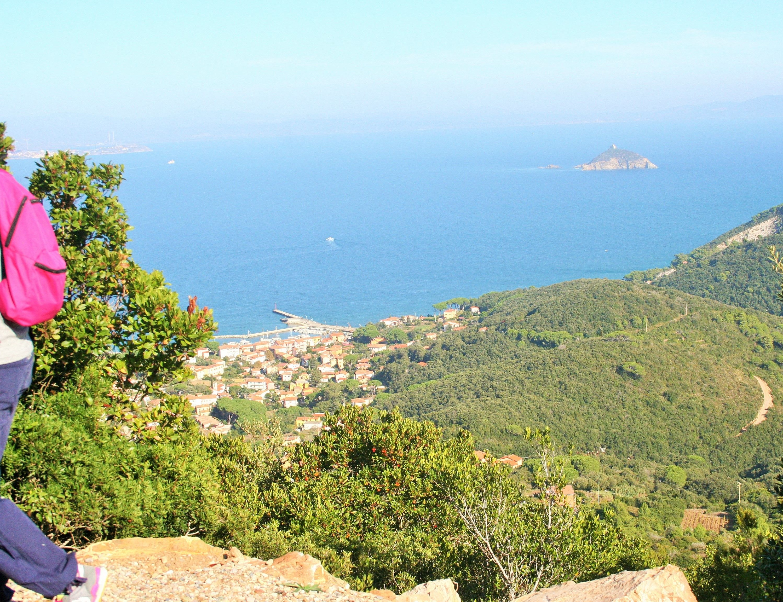 Trekking isola d'Elba Grande Traversata Elbana nel 2020
