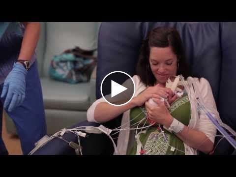 [WOW] Plus de 800 mille partages en quelques jours au Québec pour la vidéo du bébé prématuré. Une vidéo très touchante :'(/