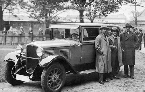 1927 Brennabor Typ AK ...