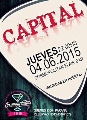CGCWebRadio®: Agenda de Recitales Junio 2015