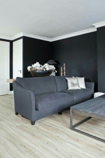 landelijk wonen landelijke stijl interieur grijs