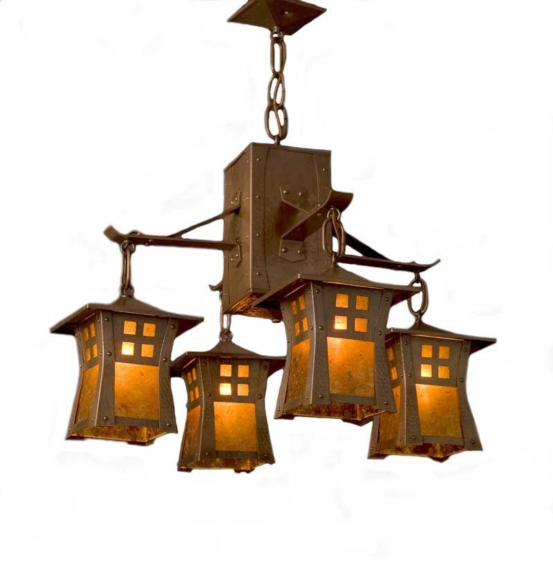 Arts Crafts Genre Lighting