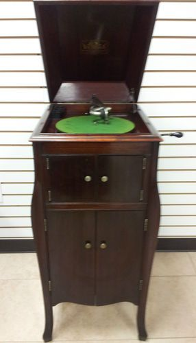 Victrola Floor Model Record Player Phonograph
