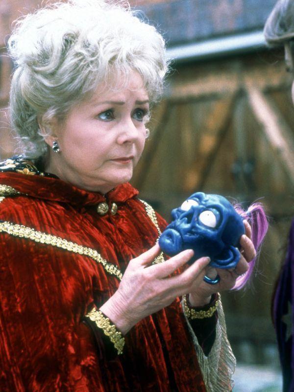 Debbie Reynolds in Halloween Town   Actresses I admire   Pinterest ...