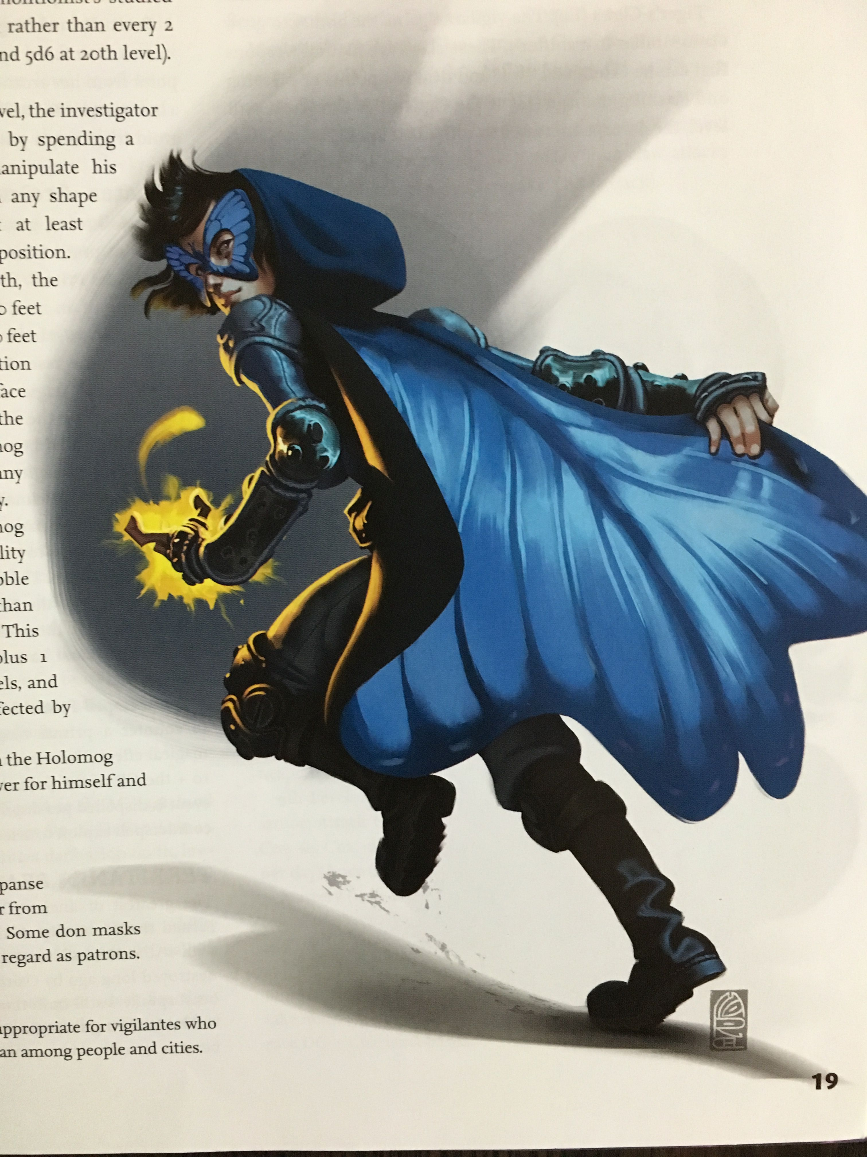 pathfinder vigilante archetypes guide