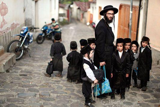 Ultraorthodoxe Juden