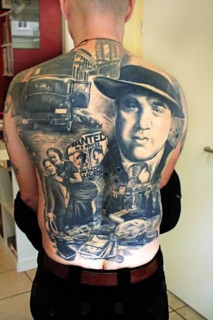 Gangster Tattoos Google Kereses Tetovalas Kepek