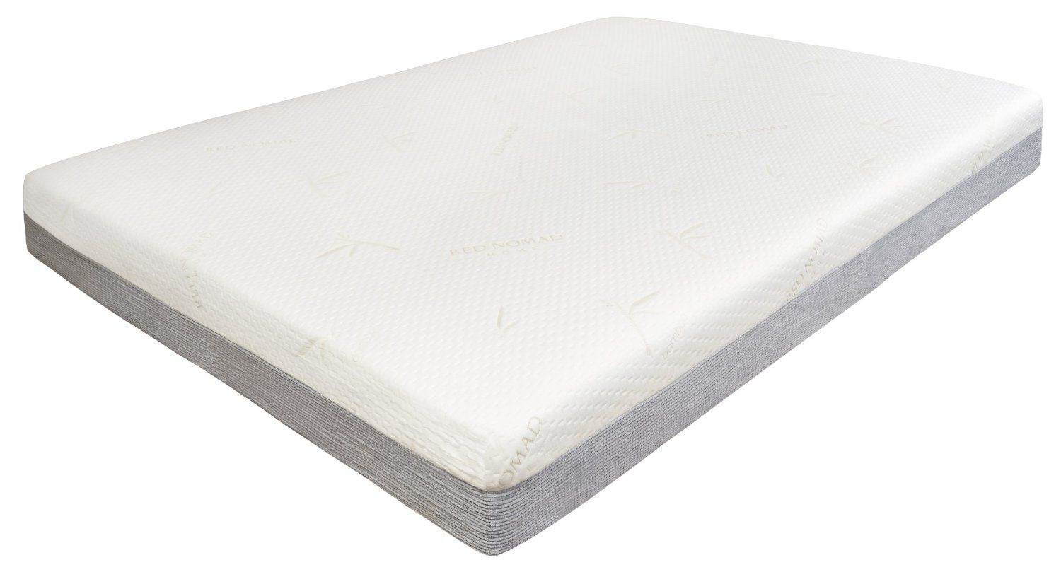 """68% OFF on Red Nomad 10"""" Luxury Memory Foam Mattress, CertiPUR-US"""