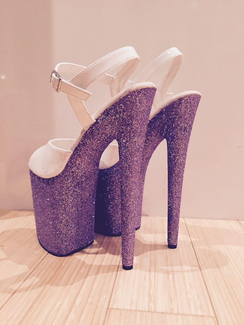 9affa3c7fd3ed My Little Pony Glitter Stilettos - The North Pole Shoppe | Sad ...