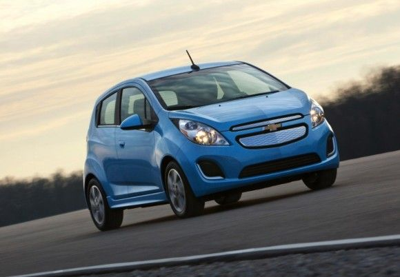 The New Chevy Spark Ev Around 25 000 After Federal Tax