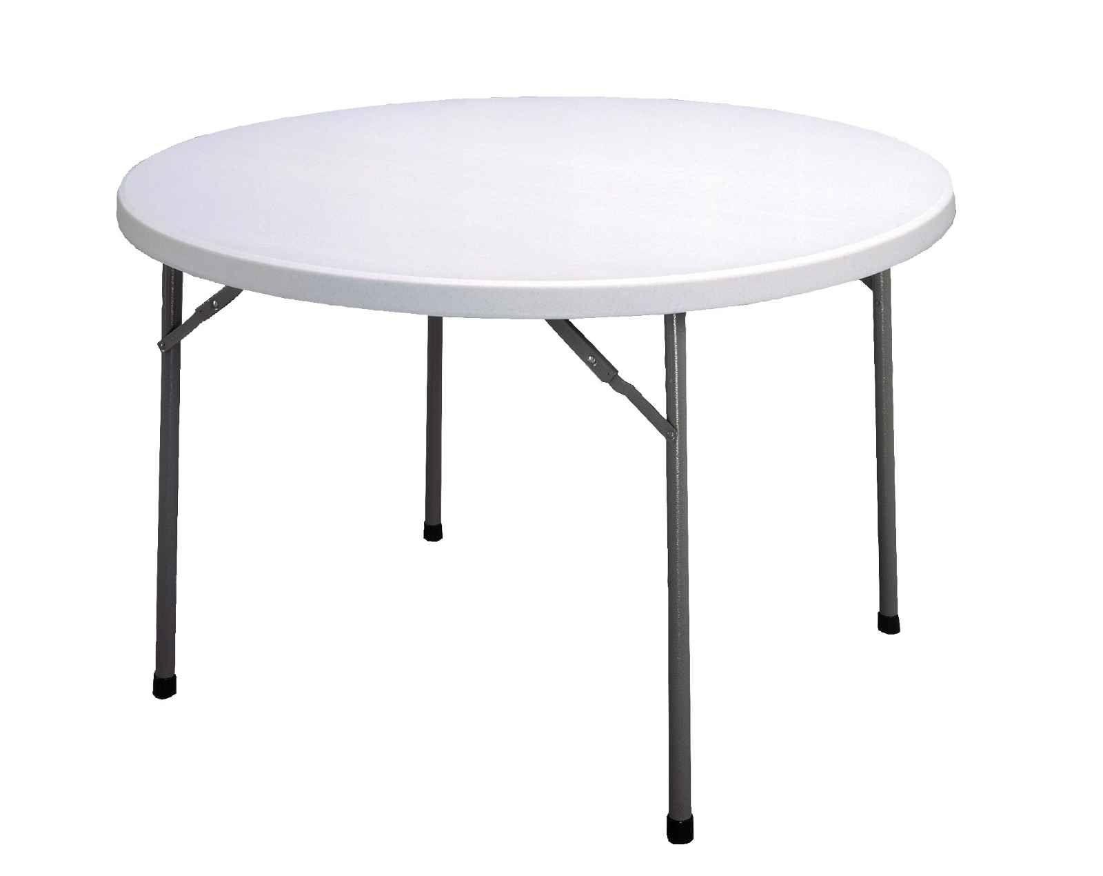 Samsonite Round Folding Card Table