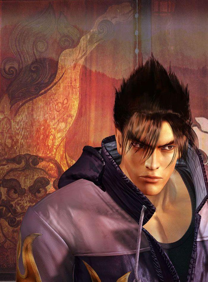 Jin Artwork In 2021 Jin Kazama Tekken 4 Jin